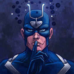 Daily Sketches Black Bolt by fedde