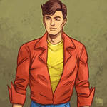 Daily Sketches Rick Jones by fedde