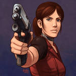 Daily Sketches Claire Redfield