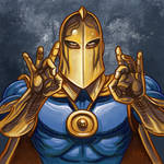 Daily Sketches Doctor Fate