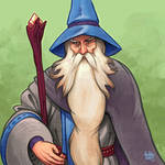 Daily Sketches Gandalf