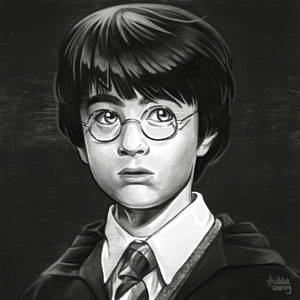 Daily Sketches Harry Potter