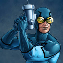 Wahid Commission Deal Blue Beetle