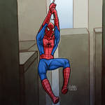 Daily Sketches Spiderman