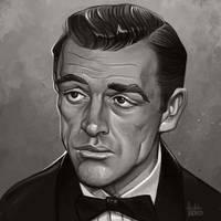 James Sean Connery Bond