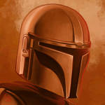 Daily Sketches The Mandalorian