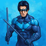 Daily Sketches NightWing