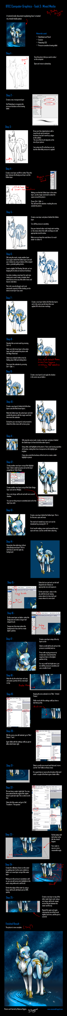 star-light Tutorial by seasonaldragon1