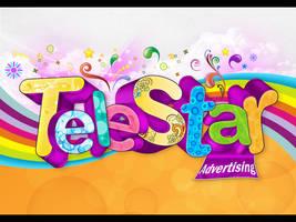 telestar_typo_sign_by_boucha by boucha-designer