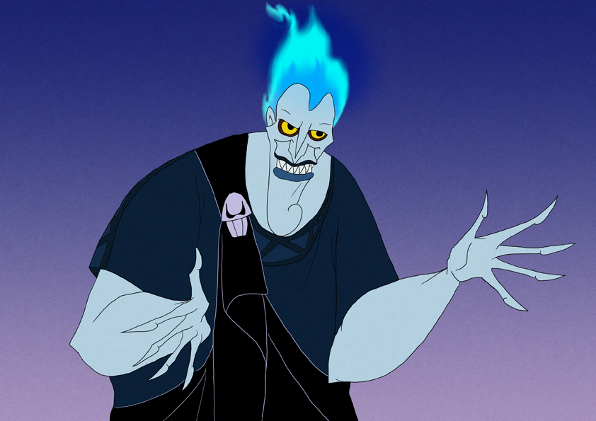 disney clipart- hades - photo #26