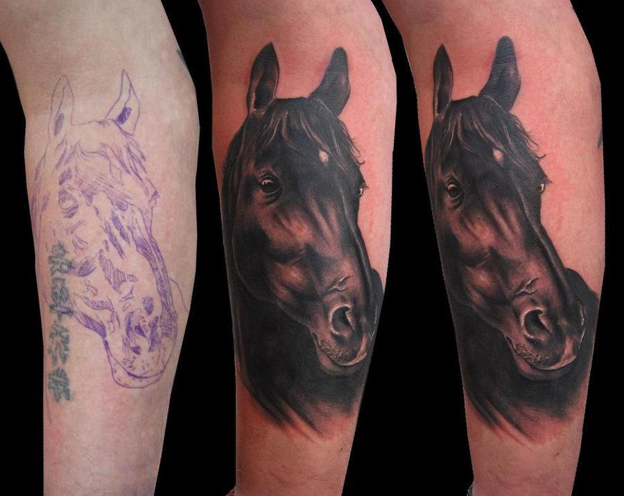 horse by RGarabal