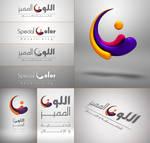 Special color logo