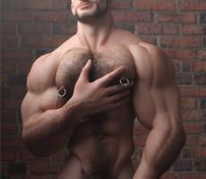 Thibault's torso by albron111