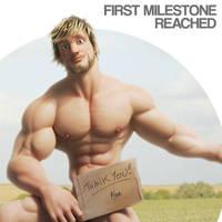 Peter milestone by albron111