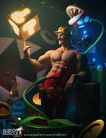 Super Mario Maker by albron111