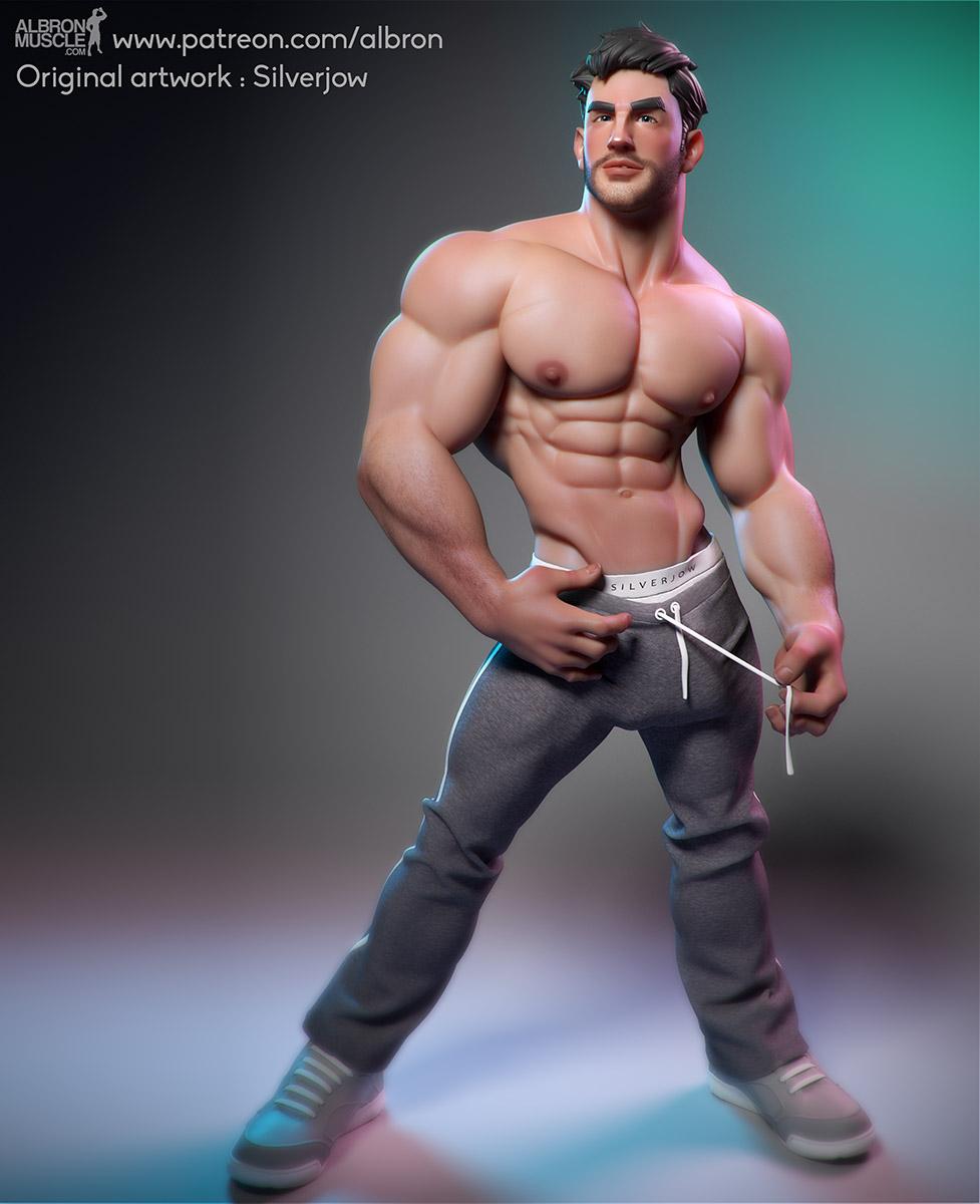 3 d porno gay