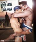 Captain America - Civil Love