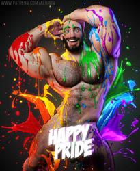 GayPride 2018 by albron111