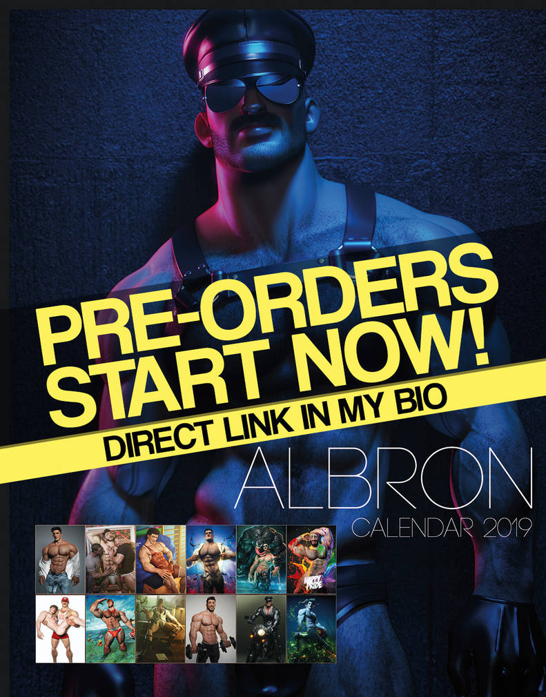 Pre-orders start now!! by albron111