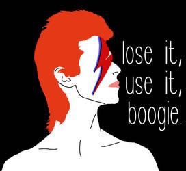 Bowie by KevinMenace