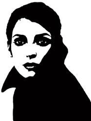 Winona Ryder 1 by KevinMenace