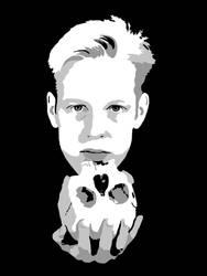 Joerg Buttgereit by KevinMenace