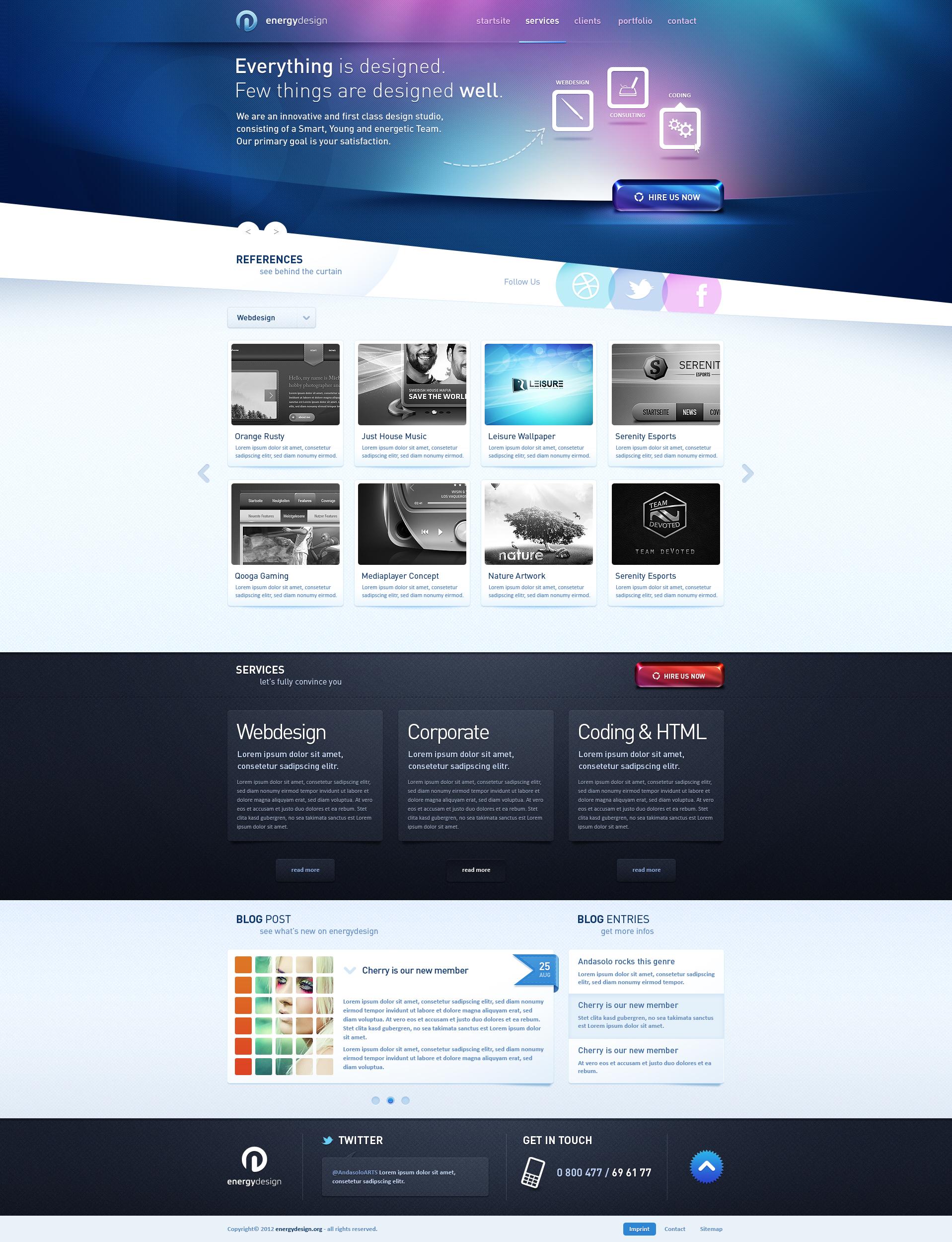 energydesign Portfolio - Sold by Andasolo