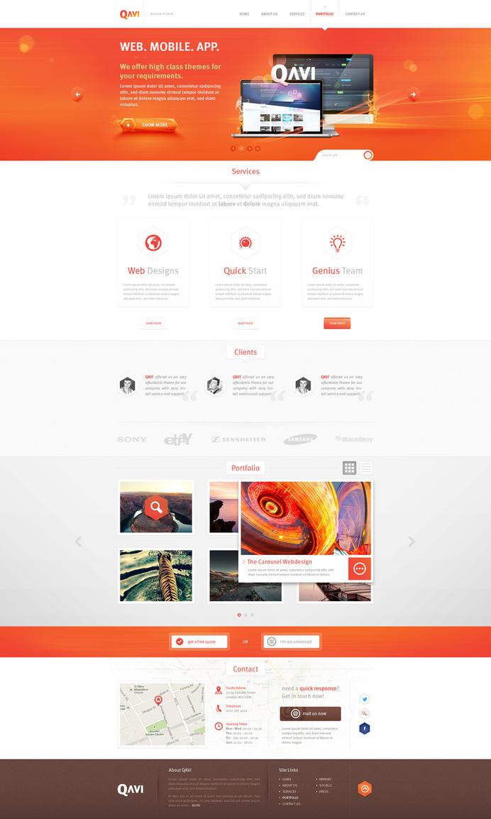 QAVI Design Studio - Sold by Andasolo