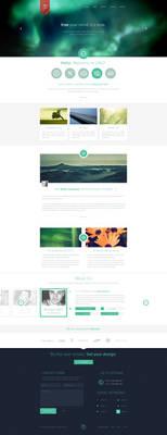 UNIO Portfolio Theme - Sold