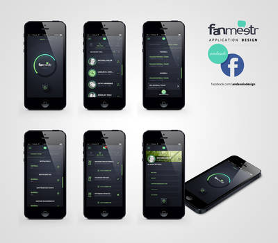 Social Network App - For Sale by Andasolo