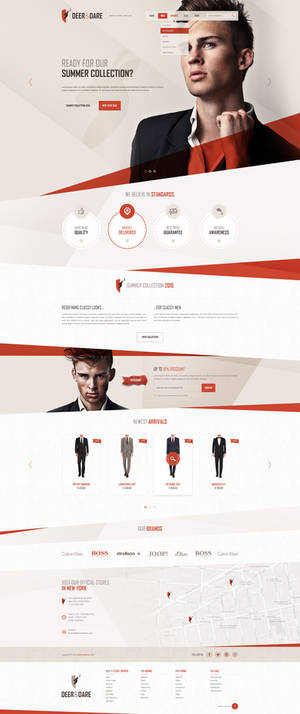 Deer and Dare Fashion Shop - For Sale