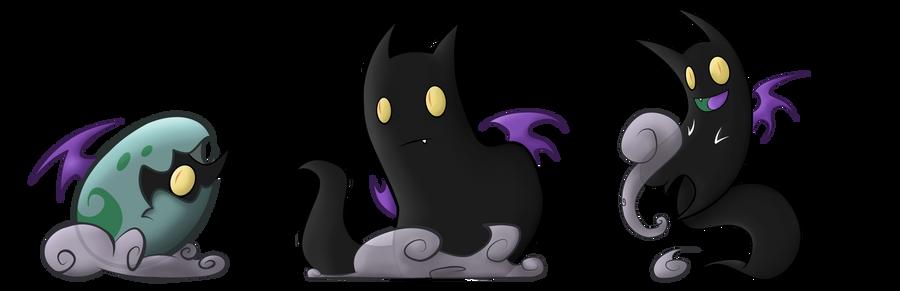 Bat Cat by Ornate-Serpent