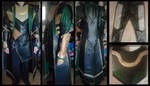 Loki Cosplay almost finished Thor2