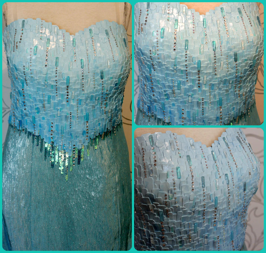 Elsa Dress by Ankh-Feels
