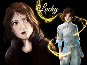 Lucky by Ankh-Feels