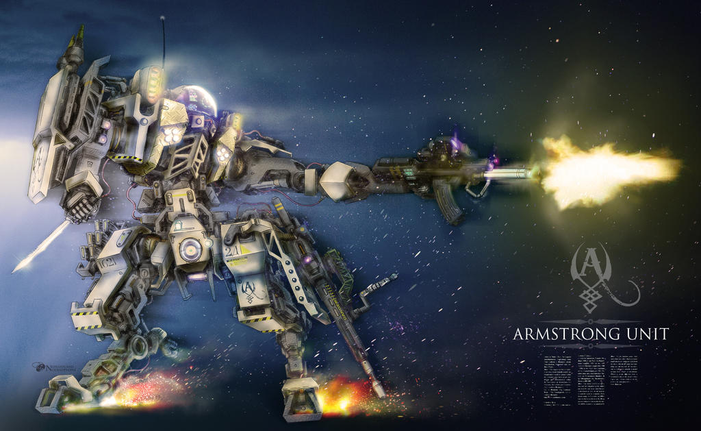 armstrong unit by NOMANSNODEAD