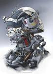 Headbot_ K60 Mad Dog