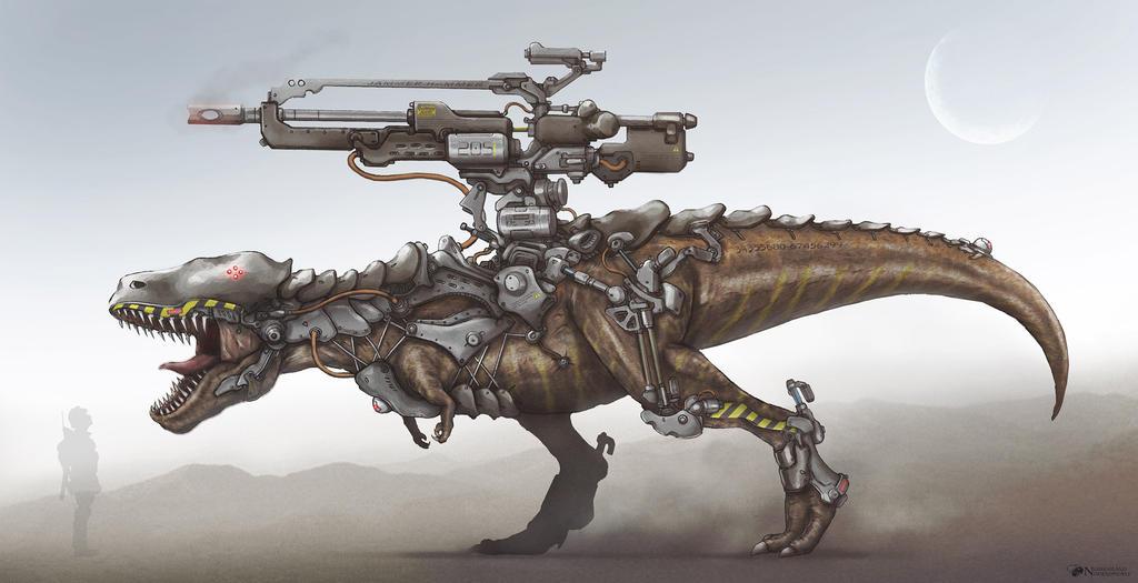 Rex by NOMANSNODEAD