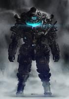 Archlight Armor by NOMANSNODEAD