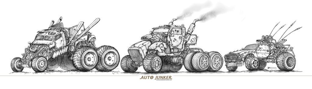 Auto Junker by NOMANSNODEAD