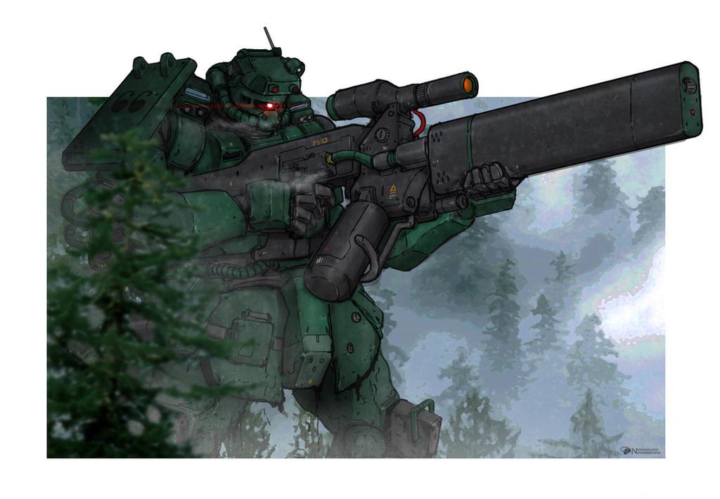 Ambush Unit by NOMANSNODEAD