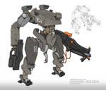 Armor Eater