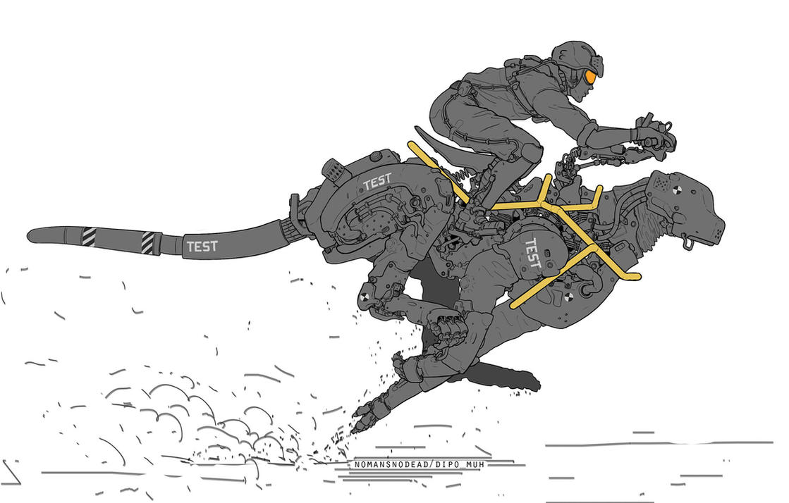 Speed by NOMANSNODEAD