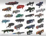 Guns you don't need but want it so bad