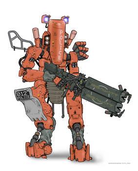 Weird bot