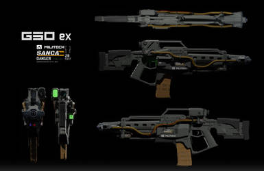 G50 Rifle