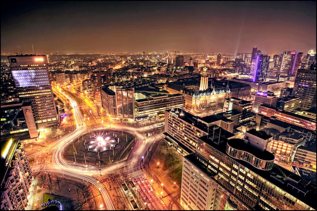 Rotterdam by blackeagleonline