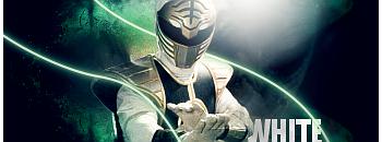 White Ranger by StarkSCII