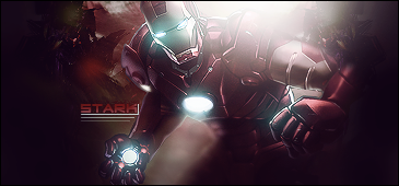 Stark - Hero by StarkSCII