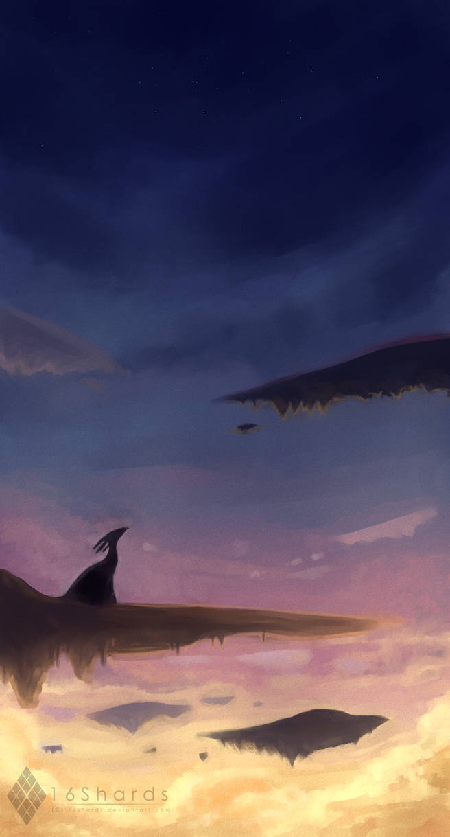 Skyline *Speedpaint video*